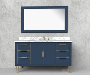 Gemma Collection timber vanity