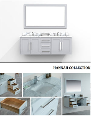 Hannah Collection timber vanity
