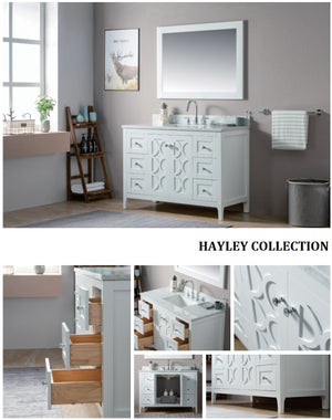 Hayley Collection timber vanity