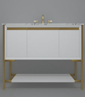 Heather Collection timber vanity