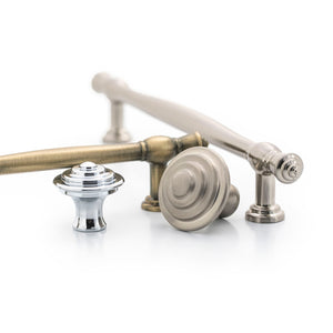 Bentleigh 38mm Fluted Knob (various finishes)