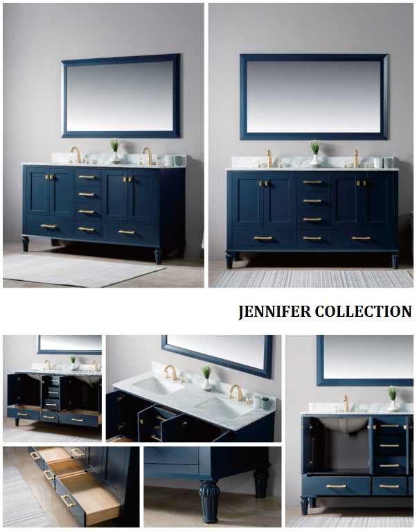 Jennifer Collection timber vanity