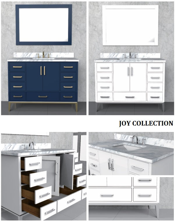 Joy Collection timber vanity
