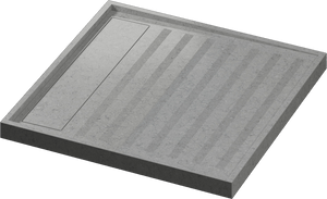Silestone Kador Shower Tray