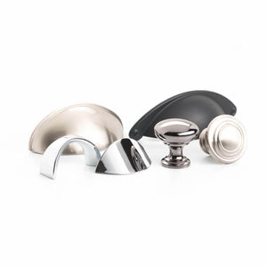 Kennedy 64mm Cup Pull Brushed Nickel