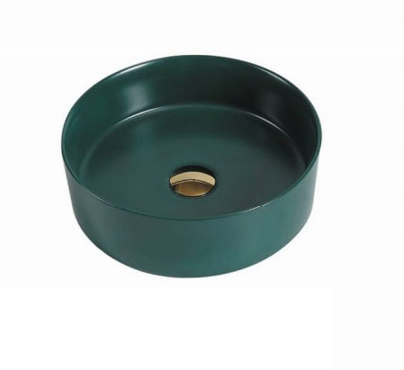 MUNICH 360mm Round Ceramic Basin - Assorted Colours