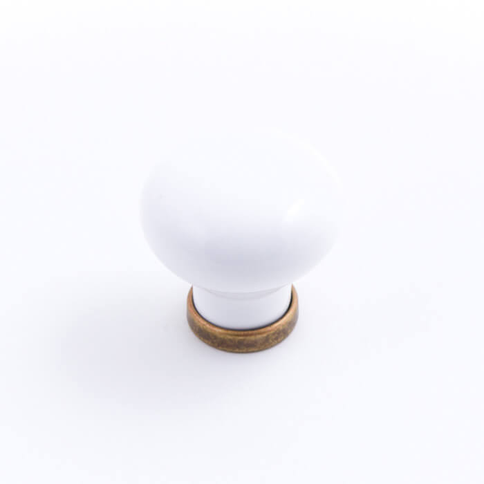Manor 30mm Round Knob (various finishes)