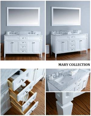 Mary Collection timber vanity