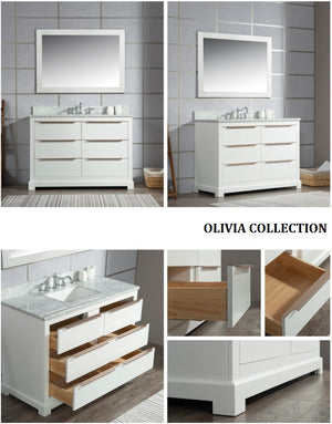 Olivia Collection timber vanity