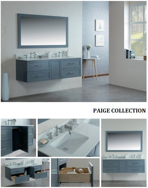 Paige Collection timber vanity