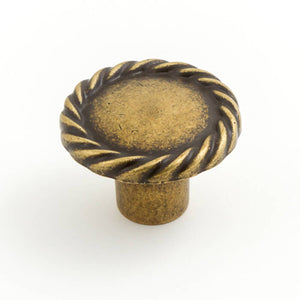 Regent 34mm Round Knob (various finishes)