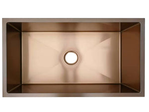 DURA-SINK 840mm Single Bowl Sink (various colours)