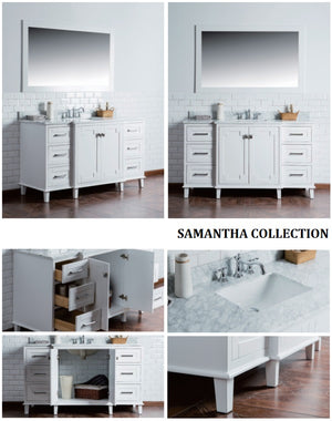Samantha Collection timber vanity