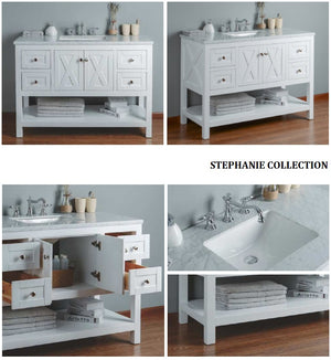 Stephanie Collection timber vanity