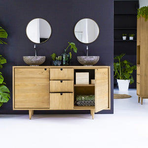 Vanessa Collection timber vanity