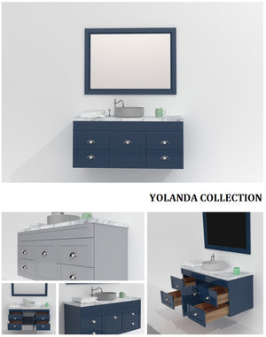 Yolanda Collection timber vanity