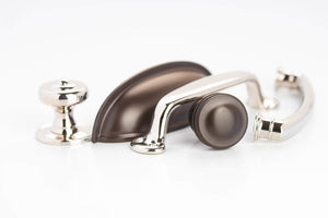 Decade 76mm D Pull Handle (various finishes)