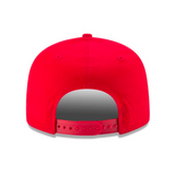 Manchester United New Era 9FIFTY Snapback Hat - Red