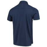 Tottenham Hotspur Premium Pitch Polo Shirt - Navy Blue