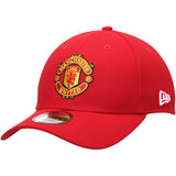 Manchester-United-New-Era-Hat-Cap-9FORTY-Red