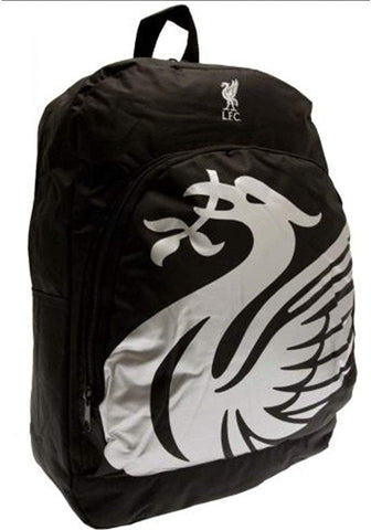 Liverpool FC React Backpack - Black
