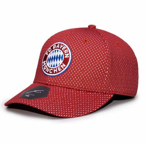 Bayern Munich 2020 Red Premium Fi Collection Baseball Hat
