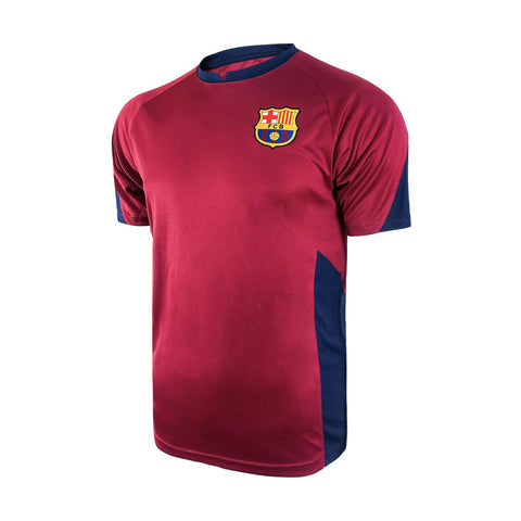 FC Barcelona 2020 Stadium Class Striker Shirt - Burgundy