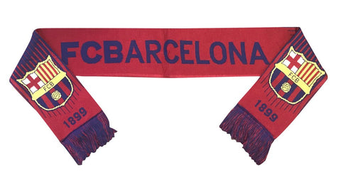 Barcelona 1899 Reversible Supporter Scarf - 60""
