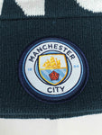 Manchester City Knit Winter Pom Beanie