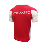 Liverpool 2020 Stadium Class Poly Jersey - Red/White