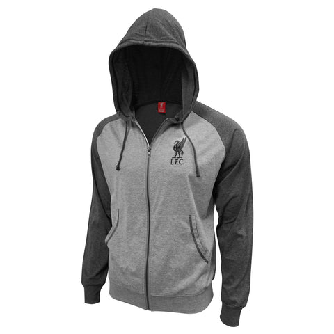 Liverpool FC Football Soccer Jacket Training England Lightweight Summer Hoodie
