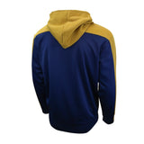 Pumas UNAM Side Step Men's Blue Pullover Hoodie Sweatshirt