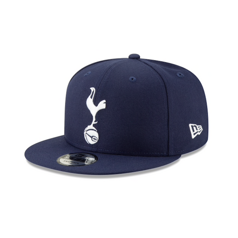Tottenham Hotspur FC Coys London Soccer Football Hat Cap EPL England Blue Adjustable New Era 9FIFTY Snapback