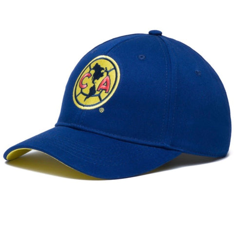 Club America Snapback Hat - Navy Blue