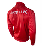 Liverpool FC Retro 1982 Men's Full Zip Track Jacket - Red/White