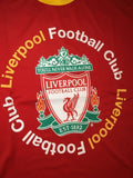 Liverpool FC Red Poly Training Jersey Tee