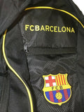 FC Barcelona School Backpack w/ Soccer Ball Compartment