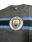 Manchester City Poly Training Jersey - Grey