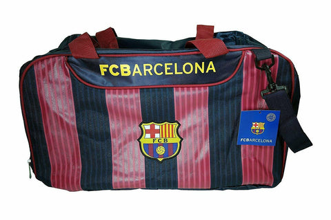 FCB Barca Barcelona Gym Duffle Training Bag