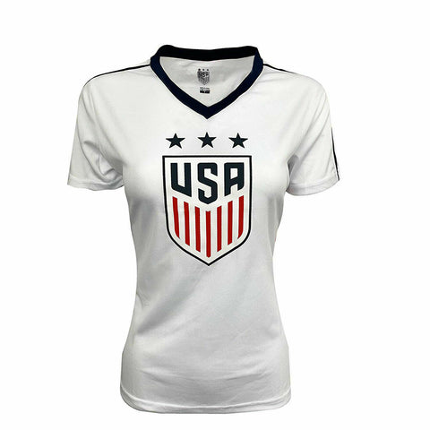 USWNT Team USA Women World Cup Jersey White