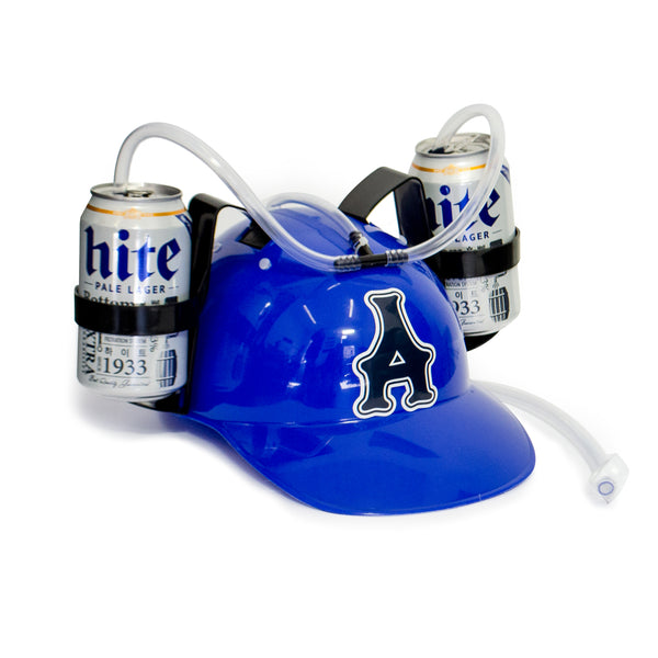 Beer Helmet (Blue)