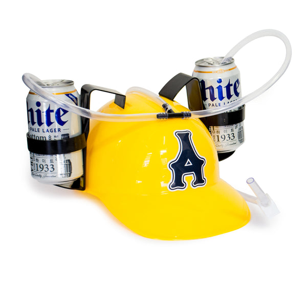 Beer Helmet (Yellow)