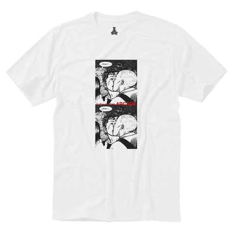 In The End Tee (White)
