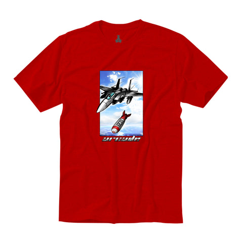 Jet Tee (Red)
