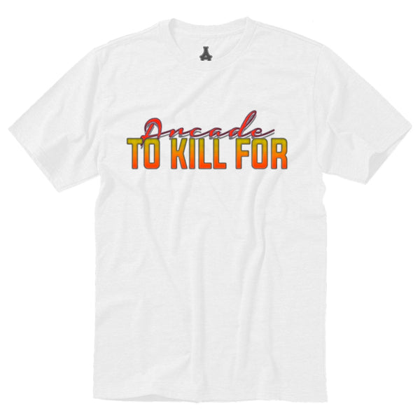 To Kill For Tee (White)
