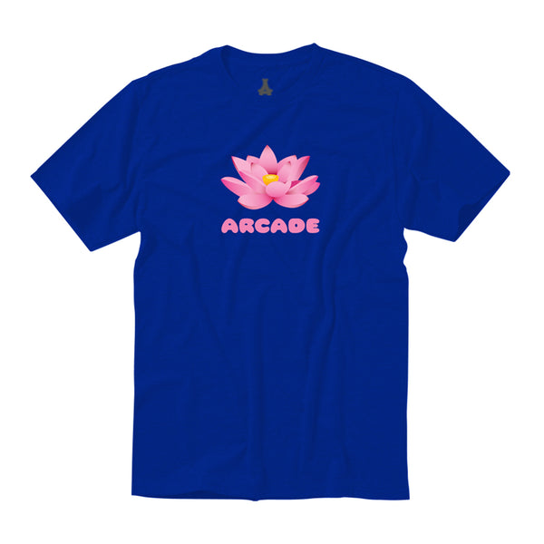 Lotus Tee (Royal)