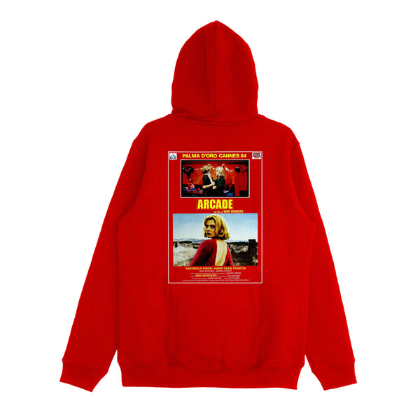 Paris Hood (Red)
