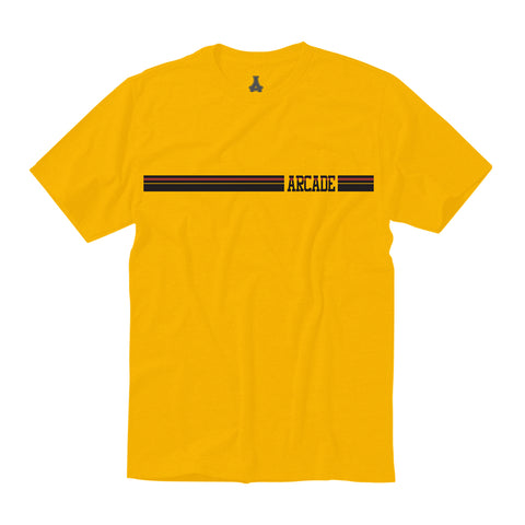 Stripe Tee (Yellow)