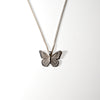 Butterfly Chain Sterling Silver
