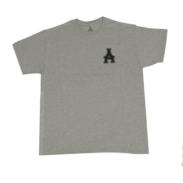 Arcade Tee (Heather Grey)